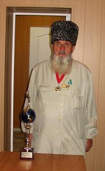 Ingush resident nominated for Nobel Peace Prize