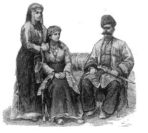 Folk i Kaukasus