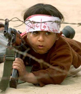 fights you would like to see happen. Child_soldier