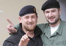 "Kadyrov destroys ""Hollywood"""
