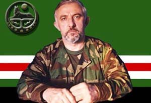 Chechen guerrilla leader Aslan Maskhadov killed