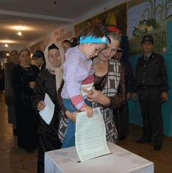"Yet another ""election"" in Chechnya (weekly review)"