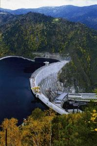The Argun hydroelectric scheme